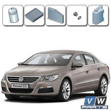 Стоимость ТО-1, ТО-3, ТО-5 на Volkswagen Passat CC