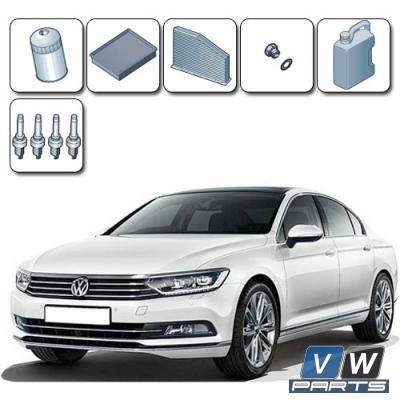 Стоимость ТО-2, ТО-4, ТО-6 на Volkswagen Passat B8