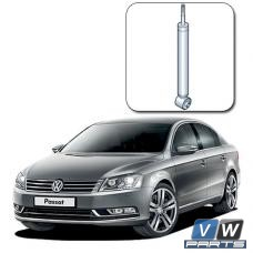 Замена заднего амортизатора на Volkswagen Passat B7