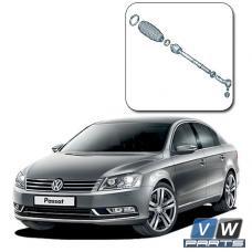 Замена рулевой тяги на Volkswagen Passat B7