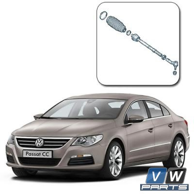 Замена рулевой тяги на Volkswagen Passat CC