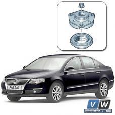 Замена опорного подшипника переднего амортизатора с опорой на Volkswagen Passat B6