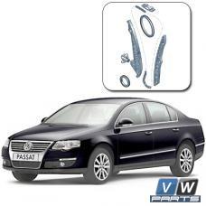 Замена цепи ГРМ на Volkswagen Passat B6 (одна цепь 1.8 TSI / 2.0 TSI)