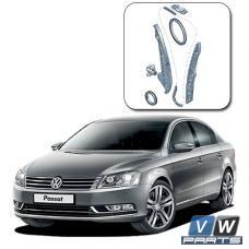 Замена цепи ГРМ на Volkswagen Passat B7 (одна цепь 1.8 TSI / 2.0 TSI)