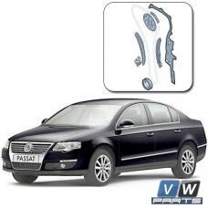 Замена цепи ГРМ на Volkswagen Passat B6 (1.4 TSI)