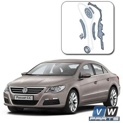 Замена цепи ГРМ на Volkswagen Passat CC (1.4 TSI)