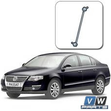 Замена стойки стабилизатора передней на Volkswagen Passat B6