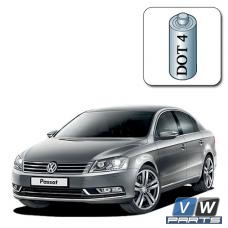 Стоимость замены тормозной жидкости на Volkswagen Passat B7