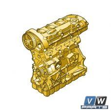 Двигатель Volkswagen Tiguan - замена