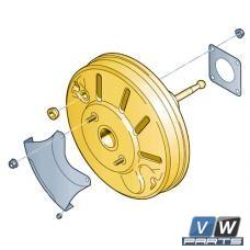 Вакуумный насос Volkswagen Tiguan - замена