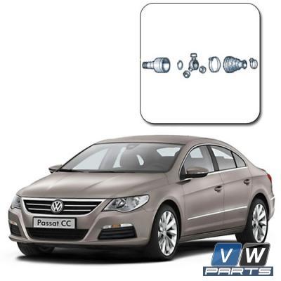 Замена внутреннего ШРУСа на Volkswagen Passat CC