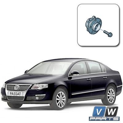 Замена передней ступицы на Volkswagen Passat B6