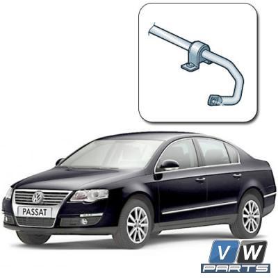 Замена переднего стабилизатора на Volkswagen Passat B6