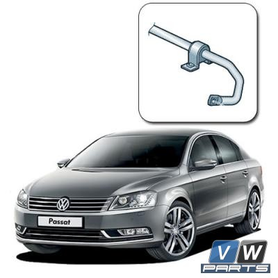Стабилизатор передний Volkswagen Passat B7 - замена