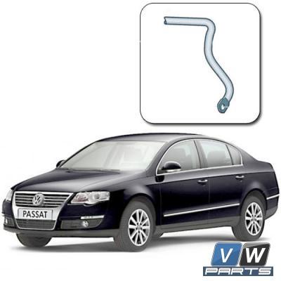 Замена заднего стабилизатора на Volkswagen Passat B6