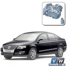 Замена масла в механической коробке на Volkswagen Passat B6