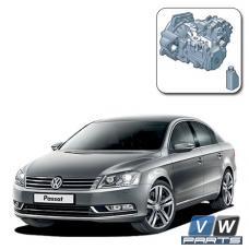 Замена масла в механической коробке на Volkswagen Passat B7