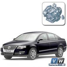 Замена масла в автоматической коробке 6 АКПП на Volkswagen Passat B6