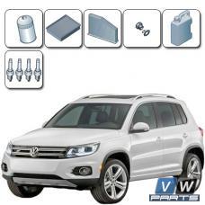 Стоимость ТО-2, ТО-4, ТО-6 на автомобиле Volkswagen Tiguan 2.0 TSI