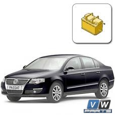 Замена аккумулятора на автомобиле Volkswagen Passat B6