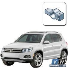 Замена заднего сайлентблока переднего рычага на Volkswagen Tiguan