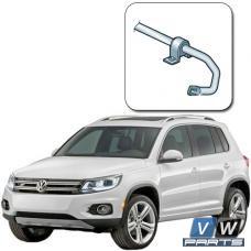 Замена переднего стабилизатора на Volkswagen Tiguan