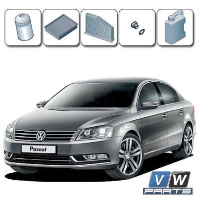 Стоимость ТО-1, ТО-3, ТО-5 на Volkswagen Passat B7