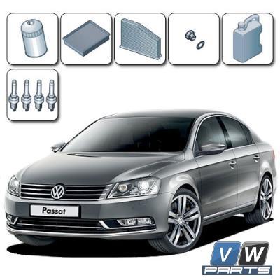 Стоимость ТО-2, ТО-4, ТО-6 на Volkswagen Passat B7