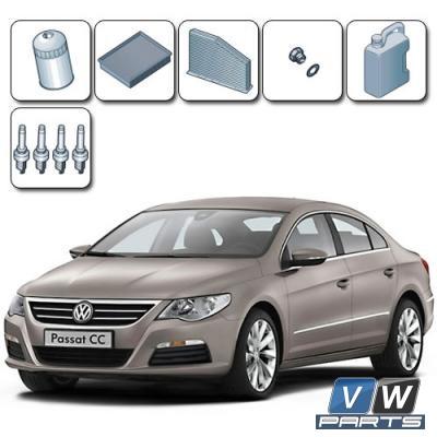 Стоимость ТО-2, ТО-4, ТО-6 на Volkswagen Passat CC