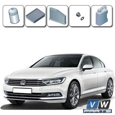Стоимость ТО-1, ТО-3, ТО-5 на Volkswagen Passat B8