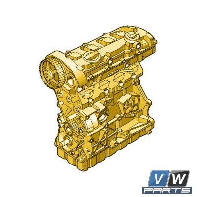 Двигатель Volkswagen Tiguan - замена, vw-parts.ru
