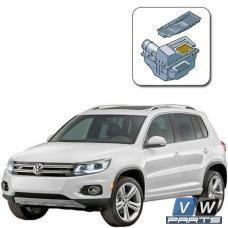 Фильтр воздушный Volkswagen Tiguan - замена