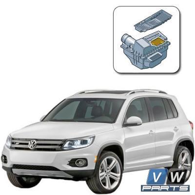 Фильтр воздушный Volkswagen Tiguan - замена, vw-parts.ru