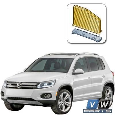 Фильтр салона Volkswagen Tiguan - замена, vw-parts.ru