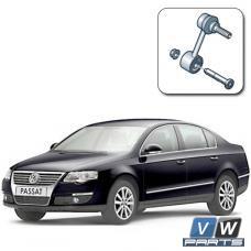 Замена задней стойки стабилизатора на Volkswagen Passat B6