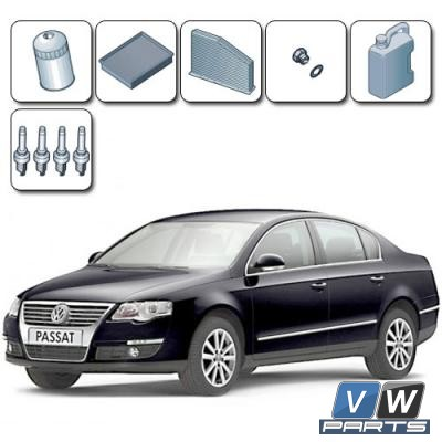 Стоимость ТО-2, ТО-4, ТО-6 на Volkswagen Passat B6
