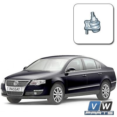 Замена шаровой опоры на Volkswagen Passat B6