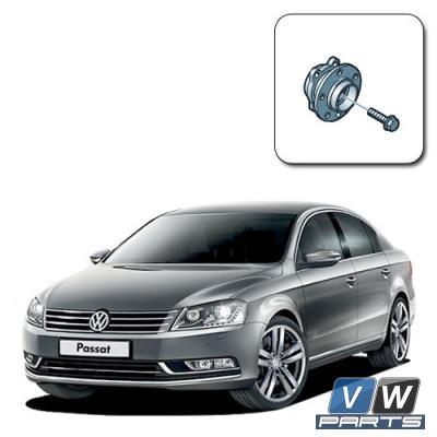 Замена передней ступицы на Volkswagen Passat B7