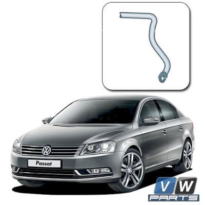 Замена заднего стабилизатора на Volkswagen Passat B7