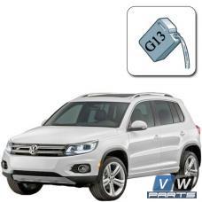 Жидкость охлаждающая замена на автомобиле Volkswagen Tiguan