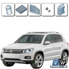 Плановое ТО-1, ТО-3, ТО-5 на автомобиле Volkswagen Tiguan (2.0 TSI)