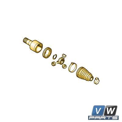 ШРУС наружный Volkswagen Tiguan I - замена, vw-parts.ru