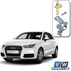 Амортизатор передний Audi A1 - замена