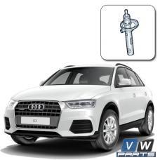 Амортизатор передний Audi Q3 - замена