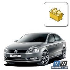 Замена аккумулятора на автомобиле Volkswagen Passat B7