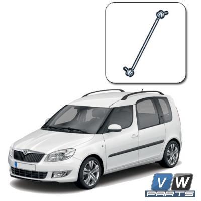 Стойка стабилизатора передняя Skoda Roomster - замена, vw-parts.ru
