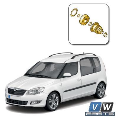 ШРУС внутренний Skoda Roomster - замена, vw-parts.ru