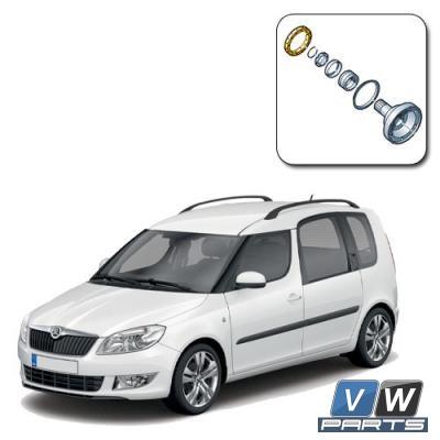 Сальник привода Skoda Roomster - замена, vw-parts.ru