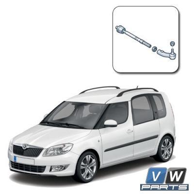 Тяга рулевая Skoda Roomster - замена, vw-parts.ru