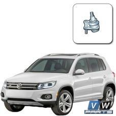 Опора шаровая - замена на Volkswagen Tiguan
